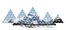 Bring the Snow - Digital Art